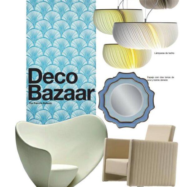 Deco Bazaar: Ideas Mobiliario