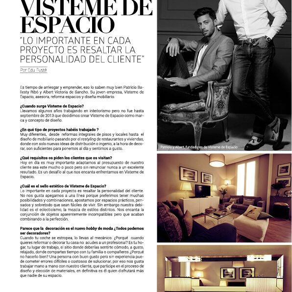 Entrevista Hunter Magazine