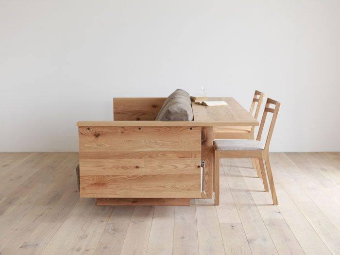 Dise o mobiliario sof multifuncional visteme de espacio for Mobiliario multifuncional tesis