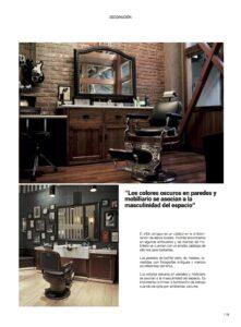 Interiorismo barberias