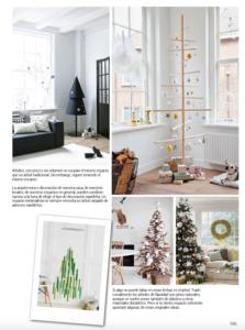 decoración navideña vísteme de espacio